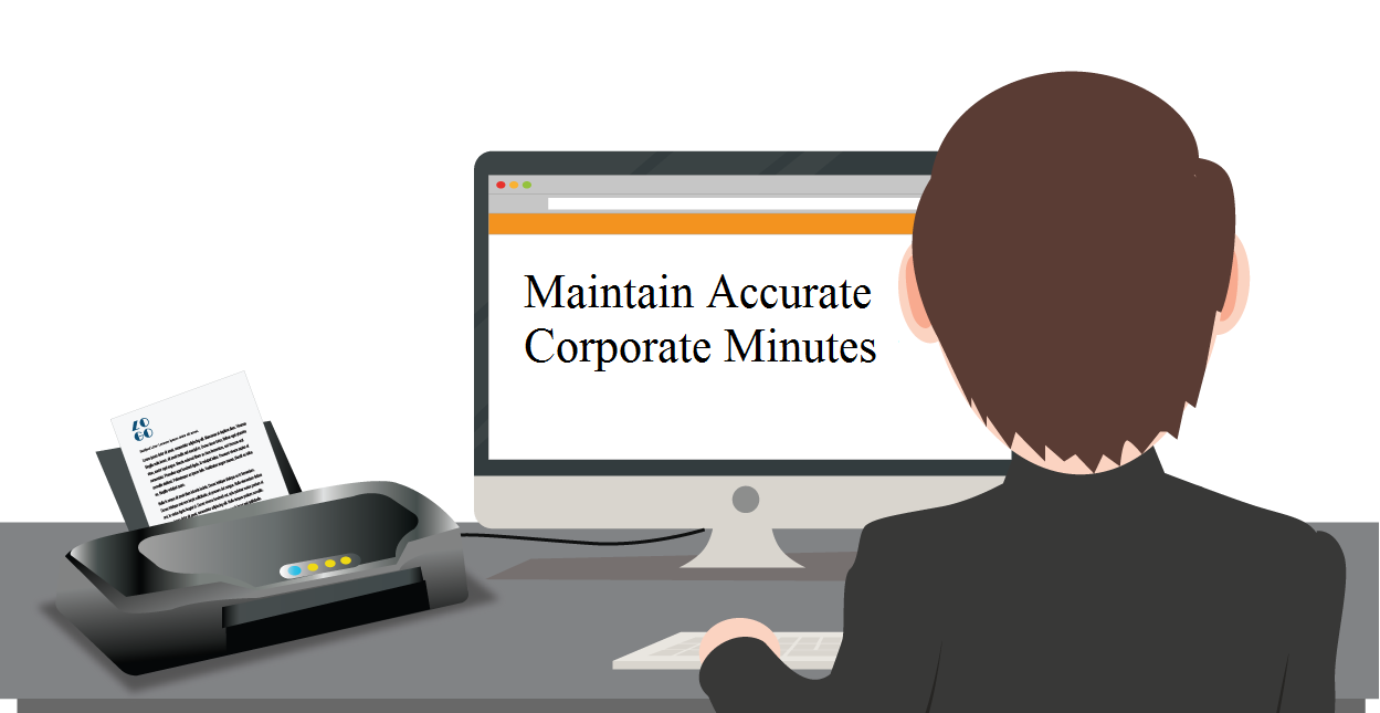 Why Is It Important To Maintain Accurate Corporate Minutes